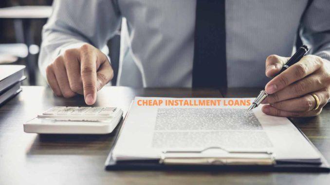 Cheap Installment Loans to get When Unemployed