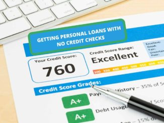 Getting Personal Loans With No Credit Checks
